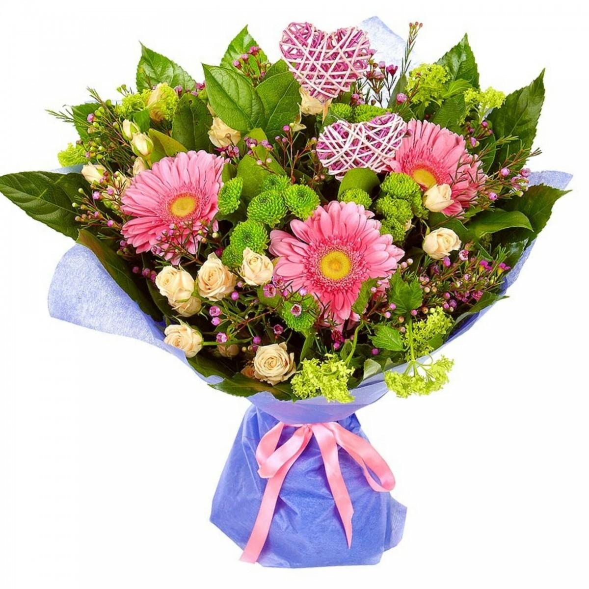 Цветов ростов-на-дону, букеты для девочки