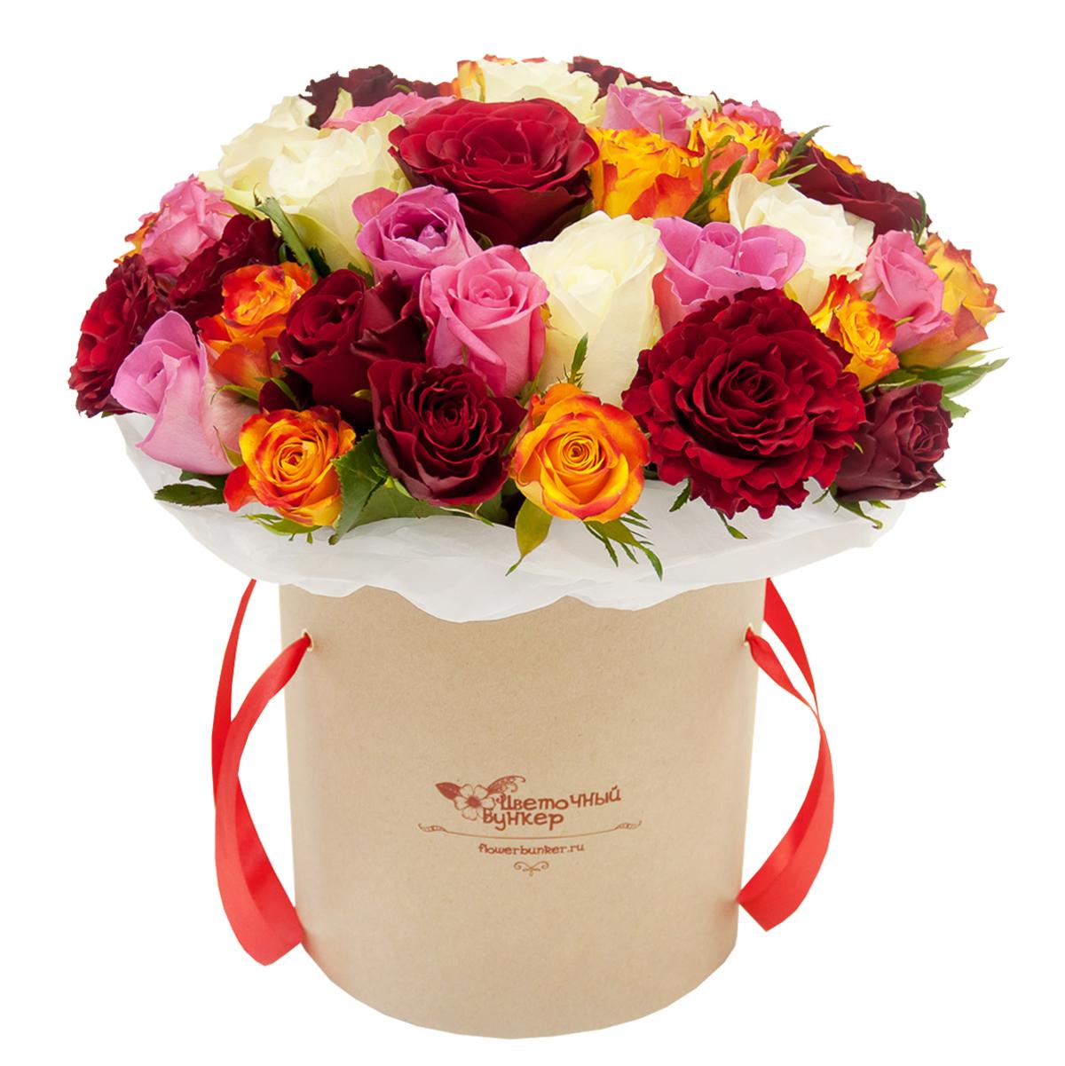 букет цветов в подарок фото