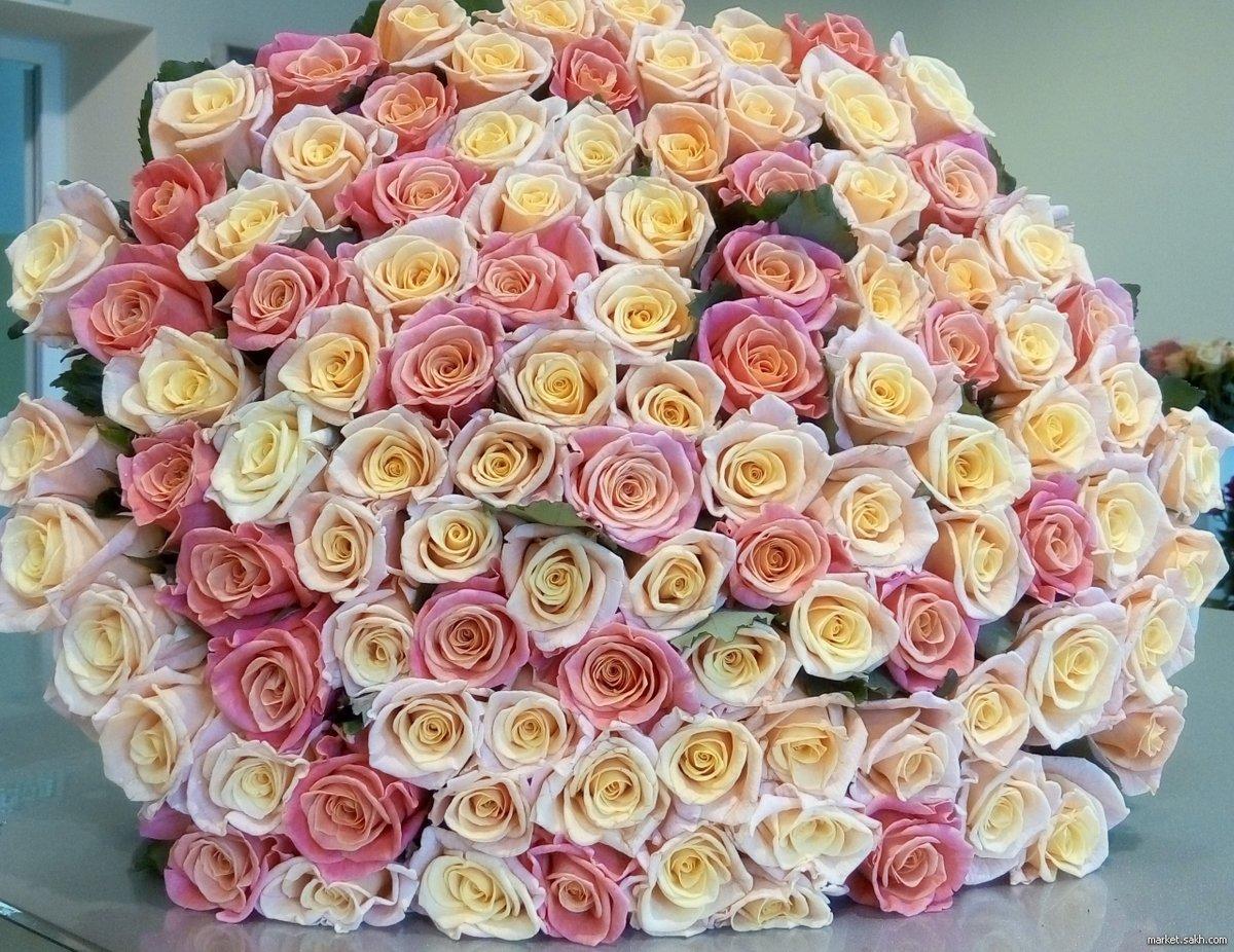 можно картинки с розами огромными букетами просто