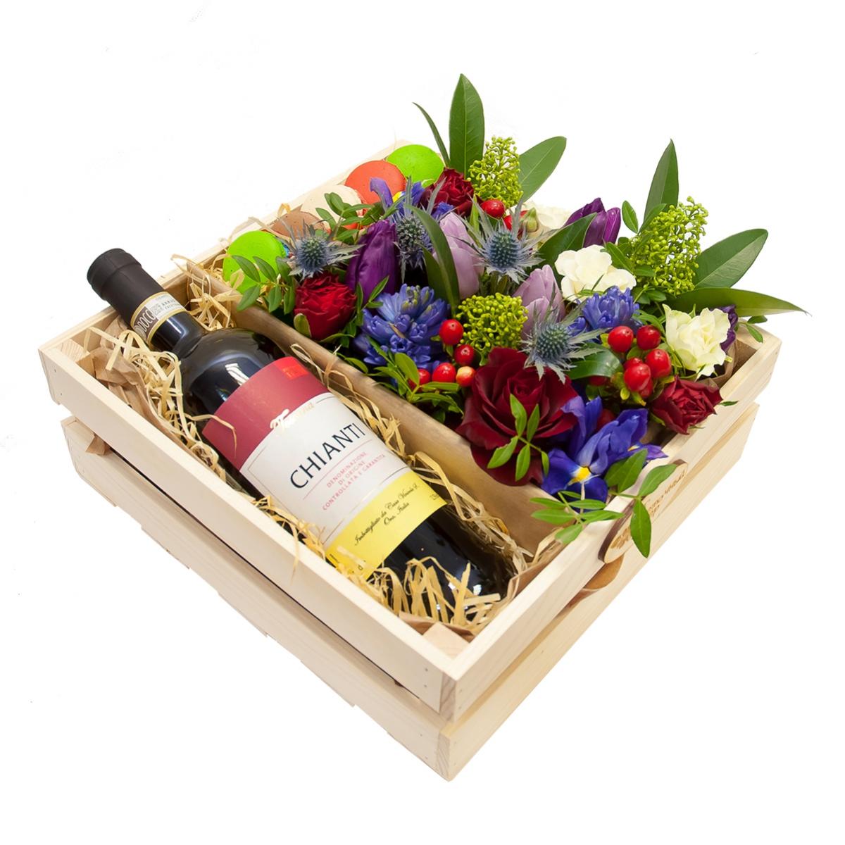 Подарочные букеты из цветов для мужчины, майские