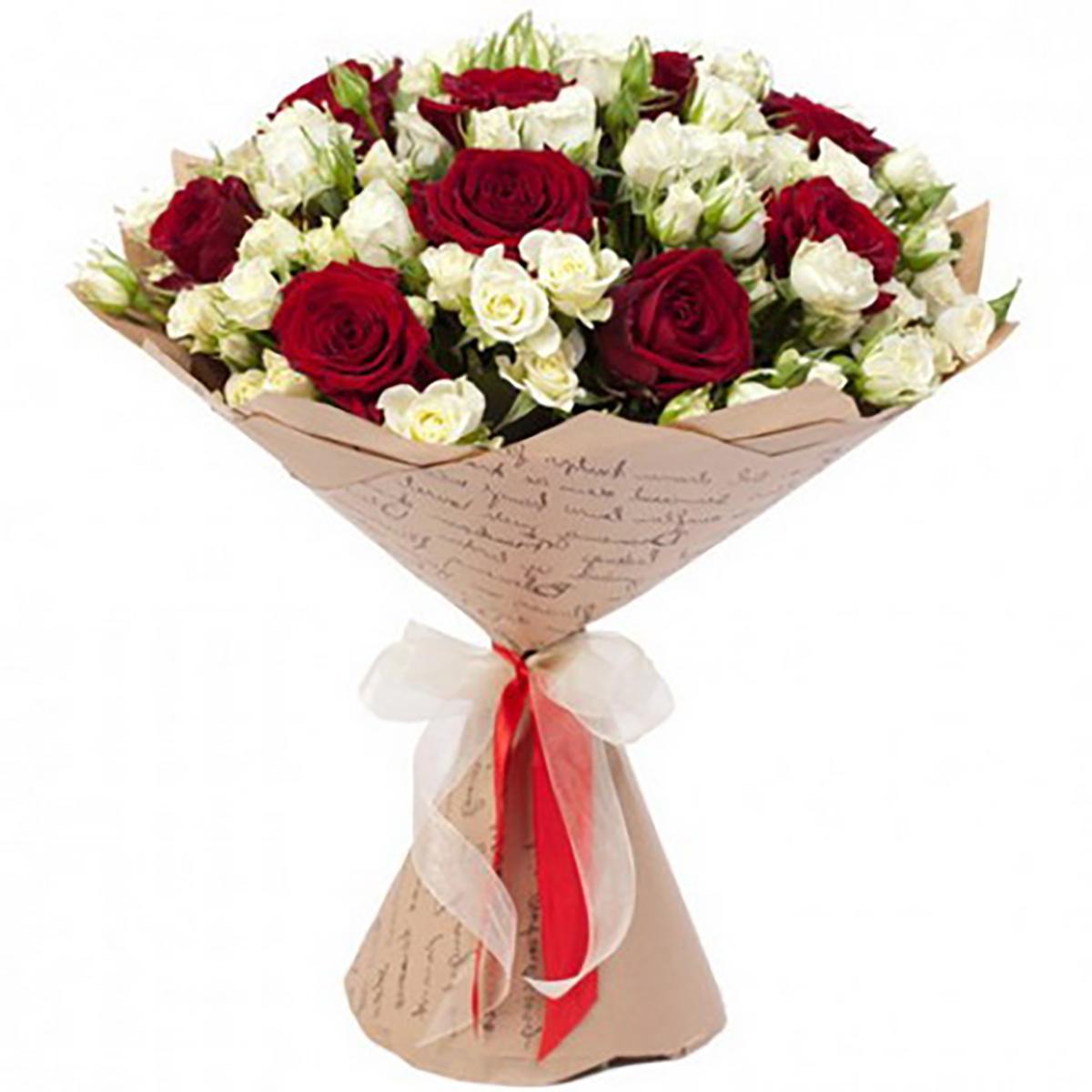 Купить букет цветов в харькове с доставкой спб, цветов флористический