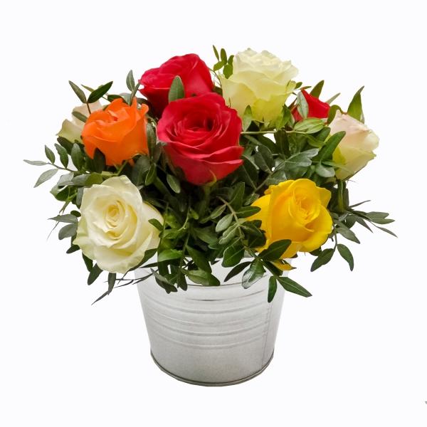 Служба доставки цветов по питеру, букет невесты цена составила 0